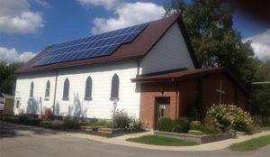 Palgrave United Church, Palgrave, Ontario