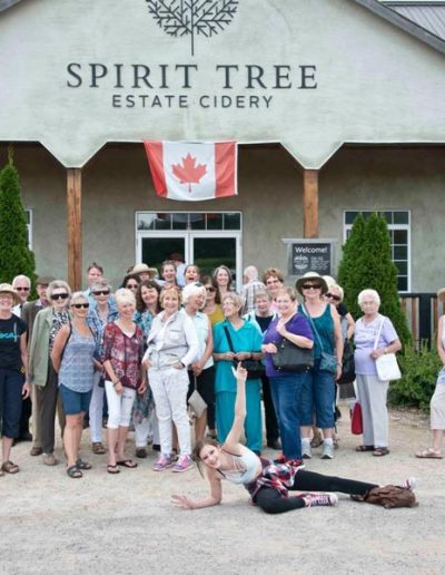 Local Farm Tour: Spirit Tree Estate Cidery