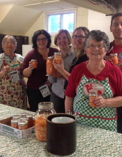 Paglrave Preserves: Fermentation - Participants